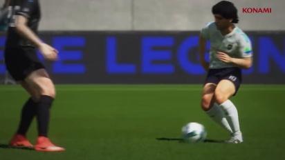 Pro Evolution Soccer 2018 - Diego Maradona Trailer PES 2018