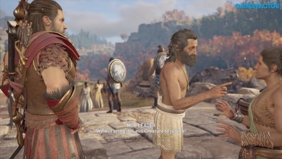 Assassin's Creed Odyssey - Lesbos Gameplay Part One