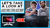 Quick Look - Asus ROG Strix XG32VQR
