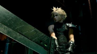 Final Fantasy VII: Remake -  E3 2019 Combat Walkthrough