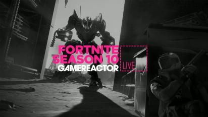 Fortnite: Season 10 - Livestream Replay