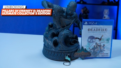 Pillars of Eternity 2: Deadfire - Ultimate Collector's Edition Unboxing