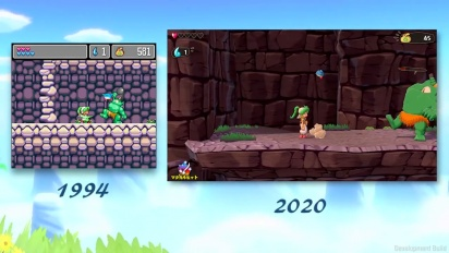 Wonder Boy: Asha in Monster World - Official Trailer