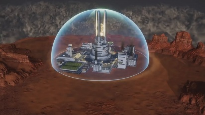 Sphere: Flying Cities - Announcement Trailer