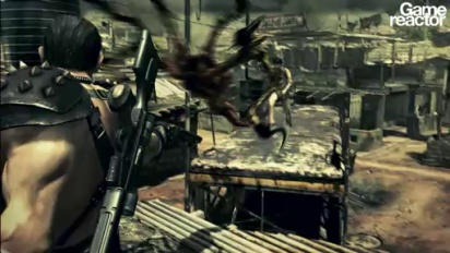 Resident Evil 5 Alternative Edition Gold Edition Trailer 2