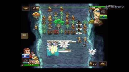 Might & Magic: Clash of Heroes - iPad/iPhone Advanced Strategy for Haven Trailer