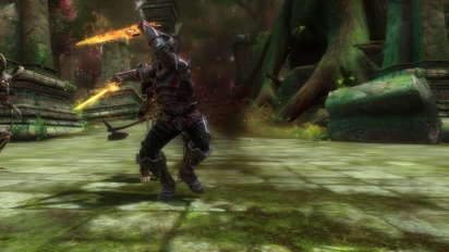 Kingdoms of Amalur: Reckoning - Mass Effect 3 Tie-in Trailer