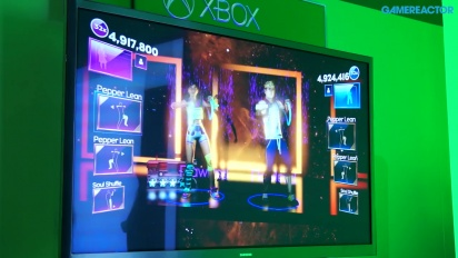 E3 2014: Dance Central Spotlight - Gameplay