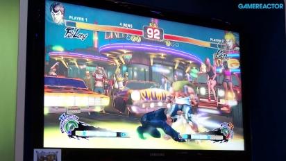 E3 2014: Ultra Street Fighter IV - Gameplay