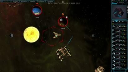 Galactic Civilizations III - Beta Trailer