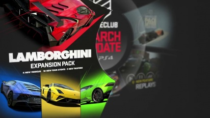 Driveclub: Update 1.12 trailer
