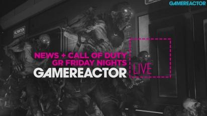 Call of Duty: Advanced Warfare - GR Friday Nights 13.03.15 - Livestream Replay