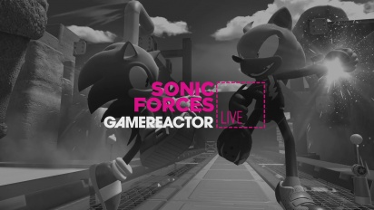 Sonic Forces - Livestream Replay