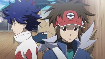 Pokémon Black/White 2 - Japanese animated short movie