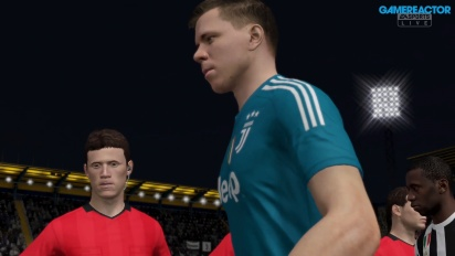 FIFA 19 - Juventus vs Ajax Nintendo Switch Gameplay