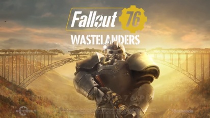 Fallout 76: Wastelanders - Official Trailer 1