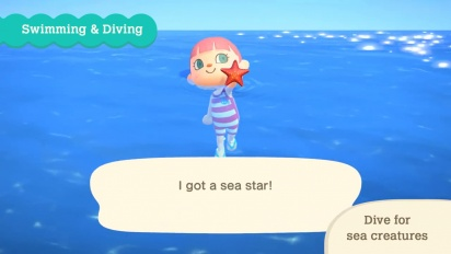 Animal Crossing: New Horizons Free Summer Update - Wave 1