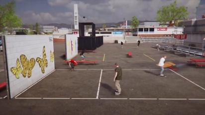 Skater XL - Multiplayer Free Skate Trailer