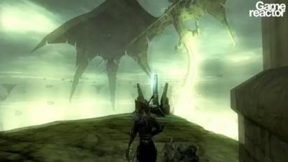 Divinity 2 - Human vs. Dragon Form