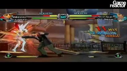 Tatsunoko vs. Capcom - Gameplay