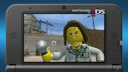 Lego City Undercover: The Chase Begins - Webisode #2