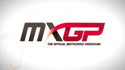 MXGP - The Official Motocross Videogame: Announcement Trailer