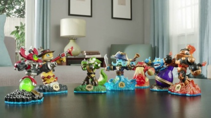 Official Skylanders SWAP Force:
