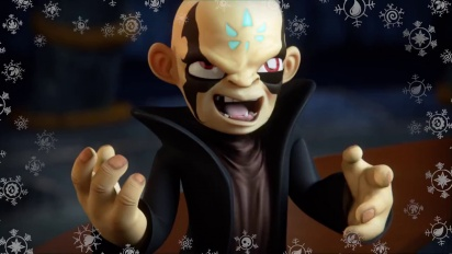 Skylanders Trap Team  - 12 Days of Christmas Trailer
