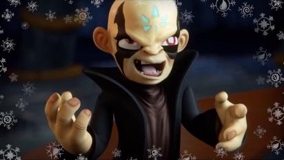 Skylanders Trap Team  - 12 Days of Christmas Trailer