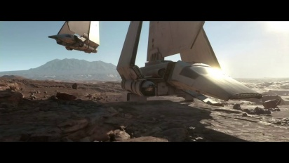 Star Wars Battlefront - PS4 trailer