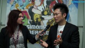 Digimon Story: Cyber Sleuth - Kazamasa Habu Interview
