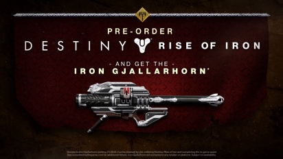 Destiny - Iron Gjallarhorn Trailer
