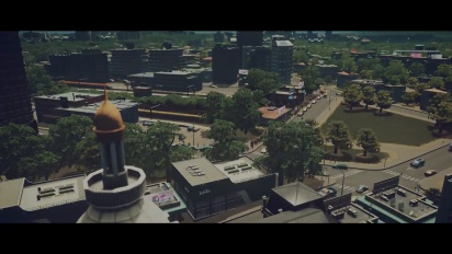 Cities: Skylines - Natural Disasters Announcement Trailer