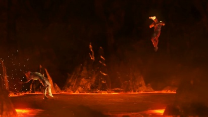 Injustice - Introducing Firestorm Trailer