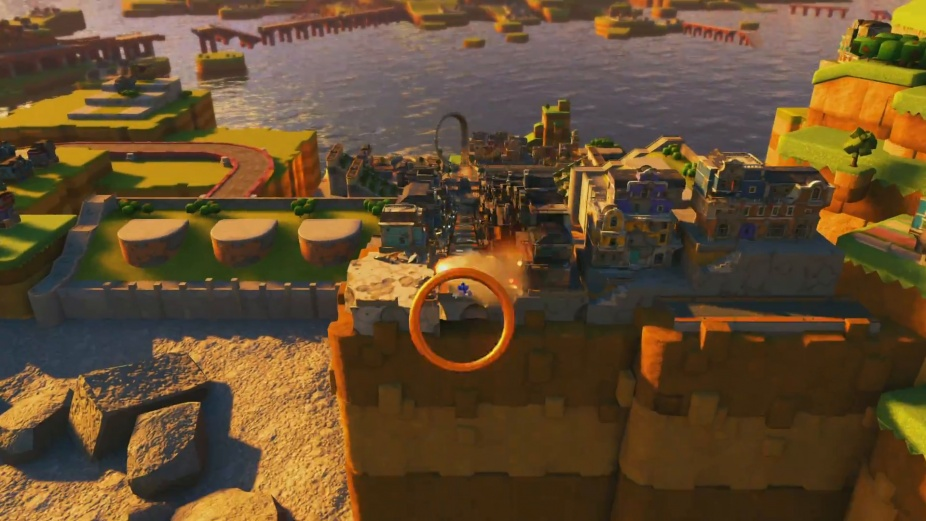 Image result for sonic forces gameplay