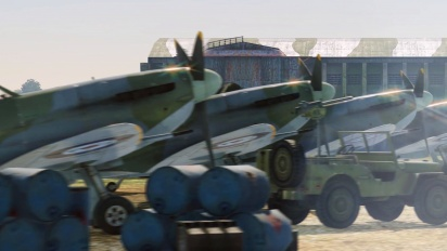 War Thunder: Legends - Spitfire
