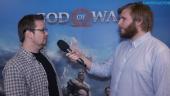 God of War - Derek Daniels Interview