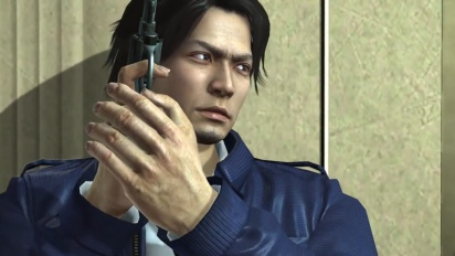 Yakuza 4 for PS4 - Japanese Trailer