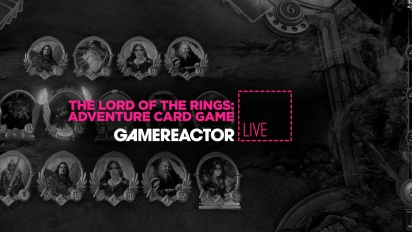 The Lord of the Rings: Adventure Card Game - Livestream Replay
