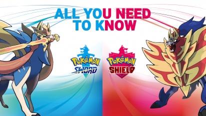 Pokémon Sword & Pokémon Shield - All You Need To Know (Sponsored)