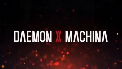 Daemon X Machina - Launch Date Announcement Trailer Steam