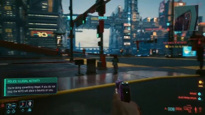 Cyberpunk 2077 - What's new in Night City Patch 1.2 Part 1