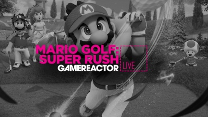Mario Golf: Super Rush - Livestream Replay
