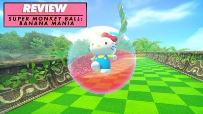 Super Monkey Ball: Banana Mania - Video Review