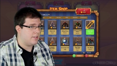 Dungeonland - Dev Diary 4: Customization and Persistence