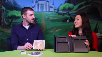Bravely Default - Collector's Edition Unboxing Trailer