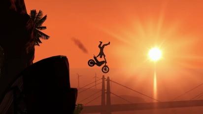 Trials Fusion - FMX Tricks Gameplay Trailer