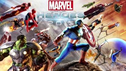 Marvel Heroes: 2015 Nova Trailer