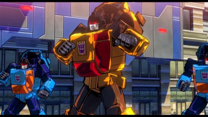 Transformers: Devastation - E3 2015 Teaser Trailer