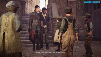 Assassin's Creed: Syndicate – PS4 gameplay – To Catch An Urchin - Evie mission
